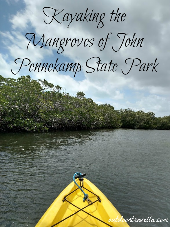 Kayaking in the Mangroves of John Pennekamp