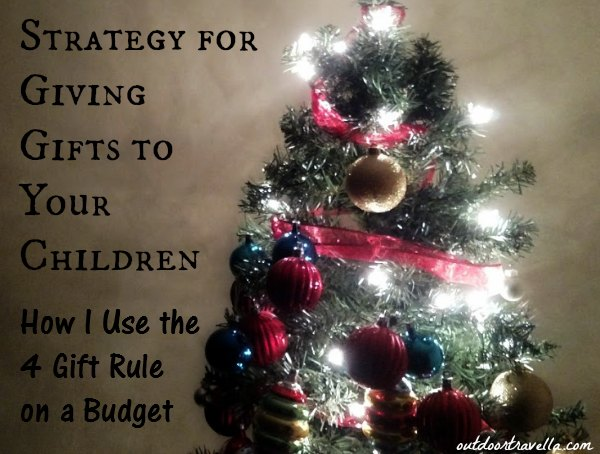 Strategy for Giving Gifts to Your Children