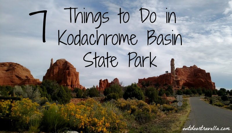 7 Things to Do in Kodachrome Basin State Park