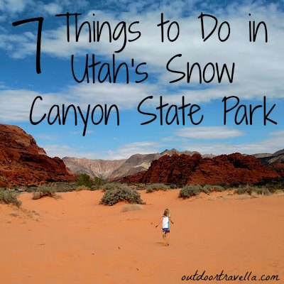 7 Things to Do in Utah's Snow Canyon State Park